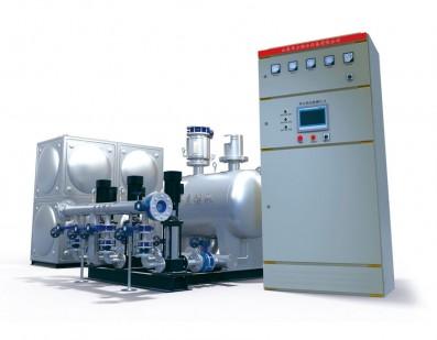 WHG-H型缓冲箱式无负压供水设备
